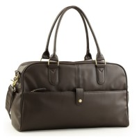 MC278 - Quality Man's Leather Top Handle Bag / 3 Ways Use Classic Fashion Casual Bag