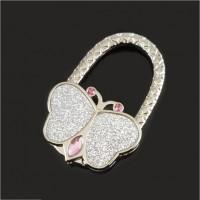 Butterfly Handbag Hook - Handbag hook / Handbag hook / Folding Hanger / Purse Hanger